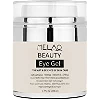 baebody Eye Gel for Dark Circles, puff iness, Wrinkles and Bags – The Most Effective anti-edad Eye Gel for Under and Around Eyes. – 1.7 fl. oz.
