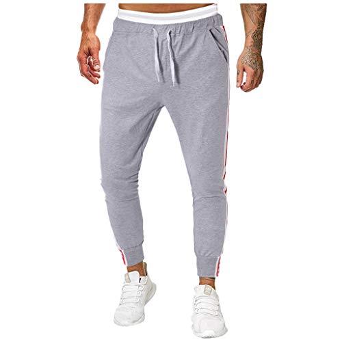 Hosen Männer Plus Größe Sportbekleidung Plus Größe Sicherheitshosen Männer Herrenbekleidung Mode Männer Trainingsanzug Hosen Reiten Hosen Mann -