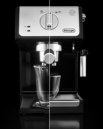 De'Longhi ECP33.21 Traditional Pump Espresso Machine – Black