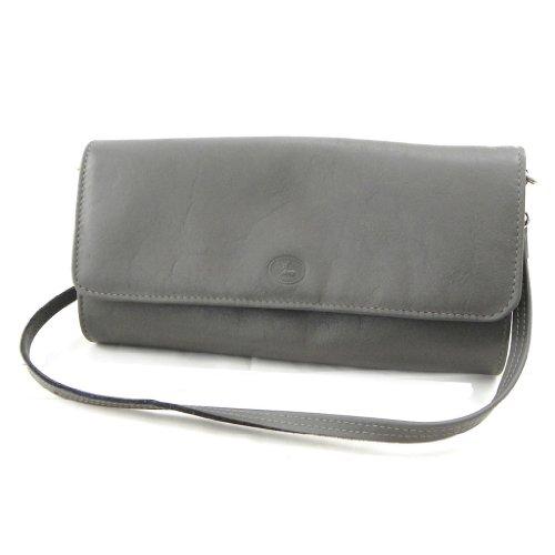Leder-clutch-bag