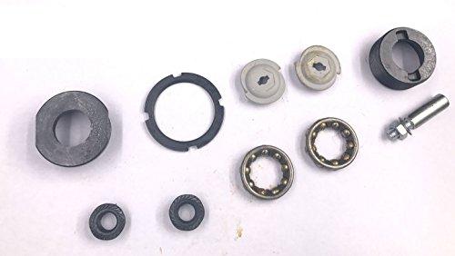 CDH Tretlager Tassen-Set für 3-teilige Kurbelgarnituren für Fahrrad und 66cc/80CC Gas Motorfahrrad