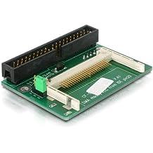 DeLOCK Card Reader IDE 40pin to Compact Flash - Lector interno IDE de tarjetas Compact Flash