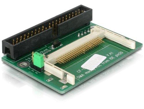 DeLock Card Reader IDE 40pin zu Compact Flash Speicherkartenleser IDE für CFI/II/MD -