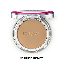 Loreal Paris Mat Magique All in one Compact N6 Nude Honey 6g