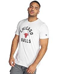 A NEW ERA ERA Era Hombres Ropa Superior/Camiseta NBA Classic Chicago Bulls