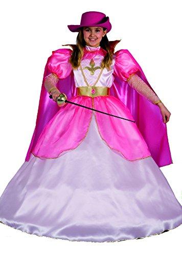- Musketiere Kostüm Für Mädchen