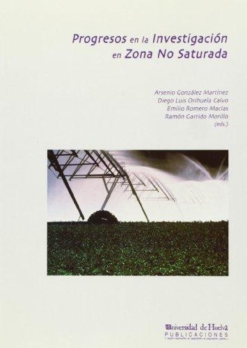 Progresos en la investigación en zona no saturada (Collectanea) por Ramón Garrido Morillo