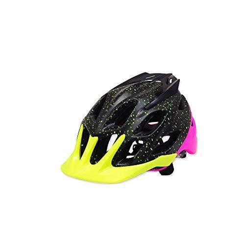 Unisex-BMX-Brille Premium Qualität Airflow Fahrradhelm mit abnehmbarem Visier gepolstert & einstellbar für Erwachsene Männer & Frauen und Jugendliche Jugendliche...