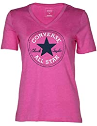 cdd2b833ba66 Converse Women s All-Star Chuck Taylor Patch Graphic T-Shirt Tee