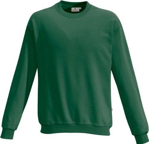 HAKRO Sweatshirt Performance - 475 - tanne - Größe: 3XL