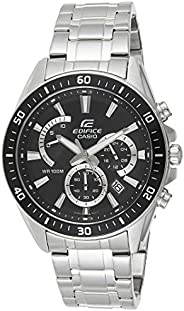 Casio Edifice Men's Stainless Steel Band W