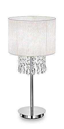 Ideal Lux 068305 Opera TL1 Lampe de Table