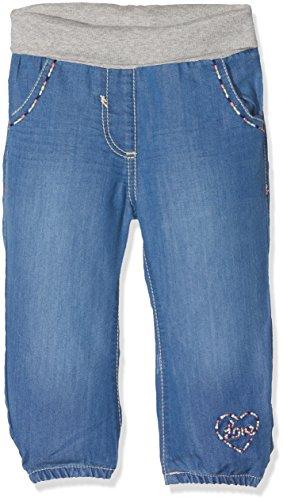 s.Oliver Baby-Mädchen Jeans 65.802.71.3138, Blau (Blue Denim Non Stretch 55Y3), 92
