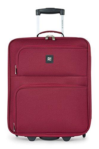 REVELATION Alex 2 Wheel 55cm Cabin case Red 2.7kg Valigia, 55 cm, 35 liters, Rosso (Red)