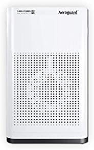 Eureka Forbes Aeroguard AP 700EX Air Purifier with HEPA Filter,6 Stages of Filtration,HINI Filter,(White)