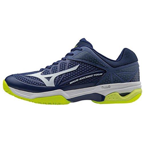 Mizuno Wave Exceed Tour 2 CC - Scarpe Tennis Uomo - Men's Tennis Shoes (42)
