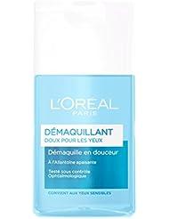 L'Oréal Paris Démaquillant Doux Yeux - Lot de 2x125 ML
