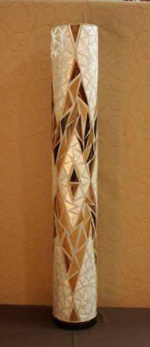 Asian Floor Lamp Phuket XL (LA12-65/XL), Designer Bali Light Decoration