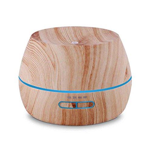 Aroma Diffusor Ultraschall Luftbefeuchter Essential Duft Öl Diffusoren 300ml , light