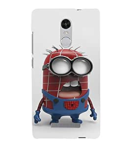 EPICCASE Superhero Minion Mobile Back Case Cover For Xiaomi Redmi Note 3 (Designer Case)