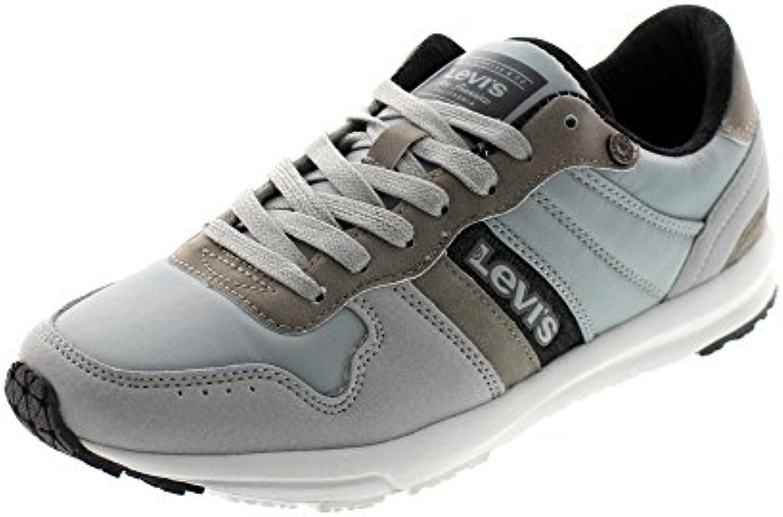 Levi's Herren Sneaker Baylor Light Grey (Grau)