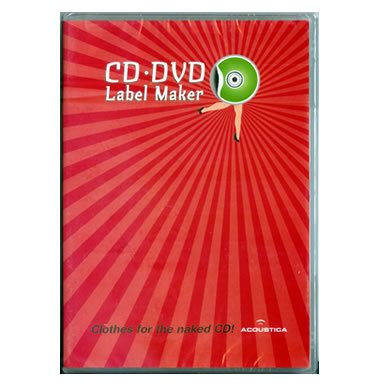 CD/DVD Label Maker (PC)