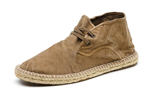 Natural World Eco Vegan Shoes Sneakers For Men Trend Fashion Canvas Style Lace Up Available in Several Colors - Environment