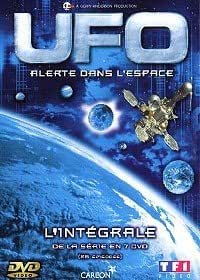 UFO, Alerte dans l'espace : L'Intégrale de la série en 26 épisodes - Coffret 7 DVD