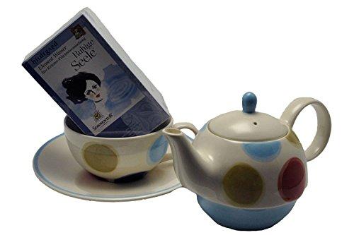 """Geschenkset """"Finley"""" + Ruhige Seele Tee von Sonnentor"""