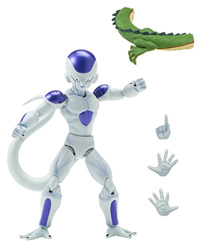 Dragon Ball Super Figura de Goku de Dragon estrellas Freezer