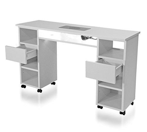 Nagelstudio Tisch mit Staubabsaugung - 2