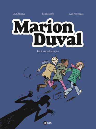 Marion Duval, Tome 28: Panique mécanique