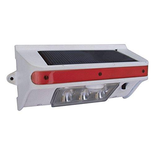 Preisvergleich Produktbild Tri-Lynx 00028 6-Led-Solarleuchte Mit Bewegungsmelder Und Dämmerungssensor
