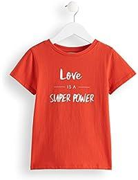 RED WAGON Mädchen T-Shirt mit Slogan