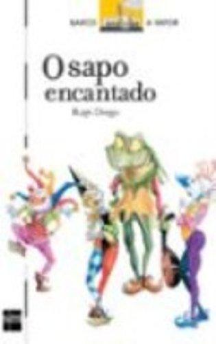 O Sapo Encantado (Em Portuguese do Brasil)