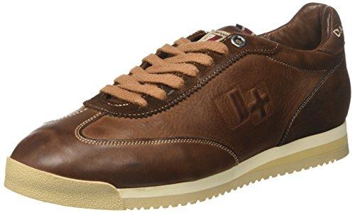 D'Acquasparta Herren Lorenzo Niedrige Sneaker, Marrone gebraucht kaufen  Wird an jeden Ort in Deutschland