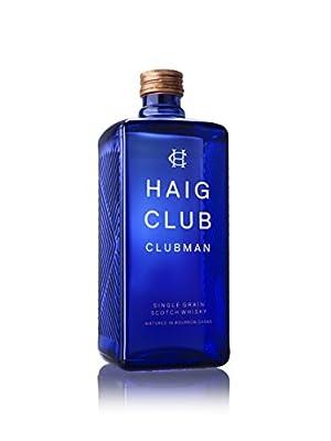Haig Club Clubman Single Grain Scotch Whisky, 70 cl