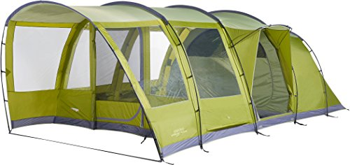 Vango Langley 600XL 6 Man Tent Herbal
