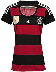 Damen DFB Away Trikot / 4. Stern