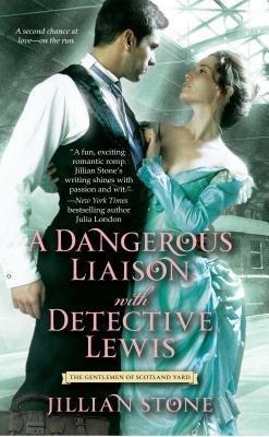 [ Dangerous Liaison with Detective Lewis Stone, Jillian ( Author ) ] { Paperback } 2014 -