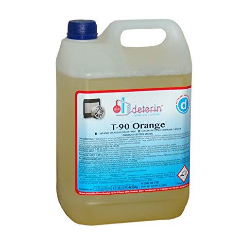 T90 Orange Limpiador Multiusos Concentrado