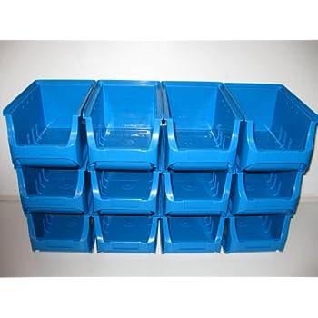 Allit 456208 Bac /à bec Taille 3 235x150x125mm bleu,