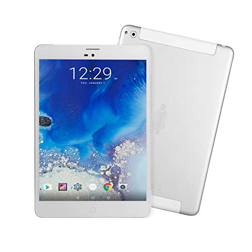tablet lte Tablet Android 4G LTE - Winnovo M798 7.85 pollici Phablet Singola SIM (Quad Core 16 GB ROM HD 1024x768 Doppia Fotocamera Wifi Bluetooth) - Argento