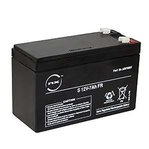 Batterie plomb AGM 12V-7Ah 60 LHB