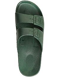 b5e7c18d400 Freedom Moses Womens Amazonia Slider Slide Sandals