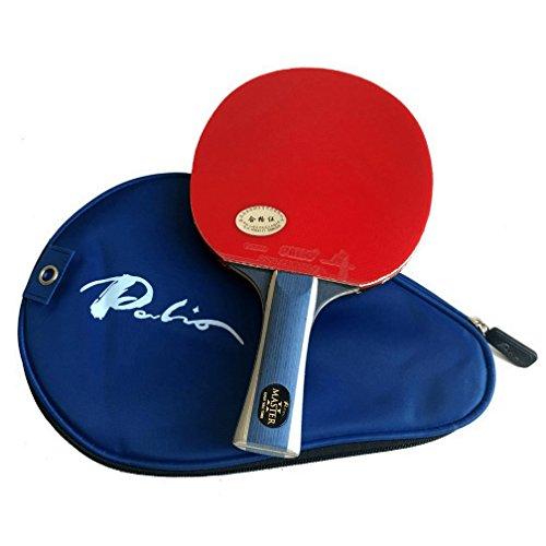 3. Palio Master 2 Table Tennis Racquet