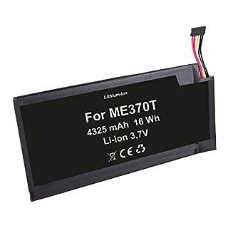 Akku kompatibel für Asus Nexus 7, Pad ME370T, Google Nexus 7 C11-ME370T, ME3PNJ3