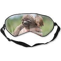Faultier-Schlafmaske zum Schlafen, konturierte Augenmaske, für Reisen und Nachtruhe preisvergleich bei billige-tabletten.eu