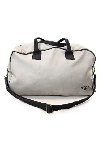 Converse Removable Retro Bag with Strap-Gym 3IA030B Vintage PU Iron color Light