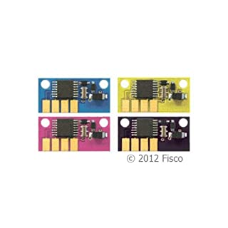 4x Chip Reset für Konica Minolta Magicolor 1600 W, 1650 EN, D, DT, 1680, 1690 MF alle farben